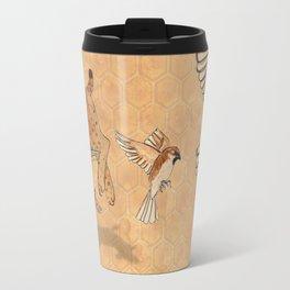 Bobcats & Beeswax Travel Mug