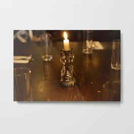 Moloughney's table Metal Print