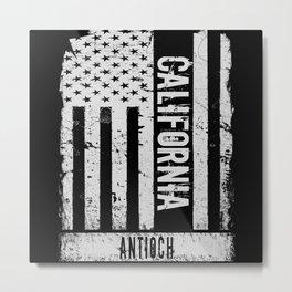 Antioch California Metal Print