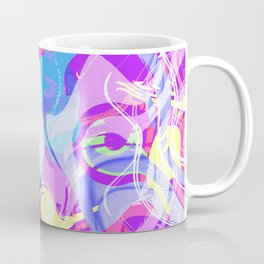 Art Face Coffee Mug