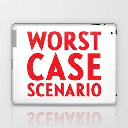 Worst Case Scenario Laptop & iPad Skin