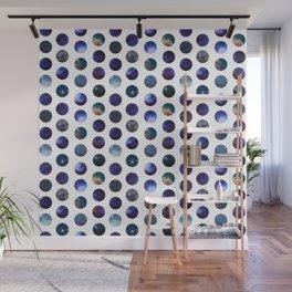 Galactic Dots Wall Mural