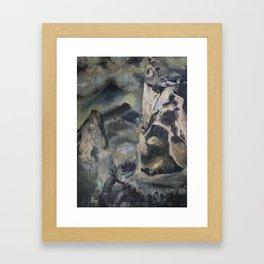 Detritus 1 Framed Art Print