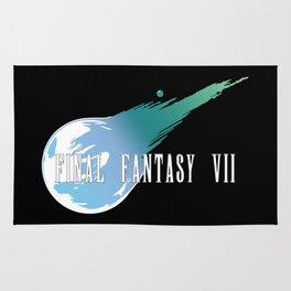 Meteor Logo - Final Fantasy VII Rug