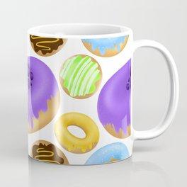 Cute donut pattern Coffee Mug