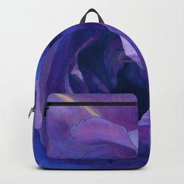 Floribunda Rose - Electric Purple Backpack