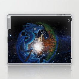 Dragon's Soul and the Tree of Life Laptop & iPad Skin