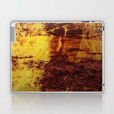 Abstract 21 - Firey Metal Laptop & iPad Skin