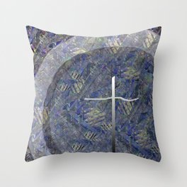 Deism Throw Pillow
