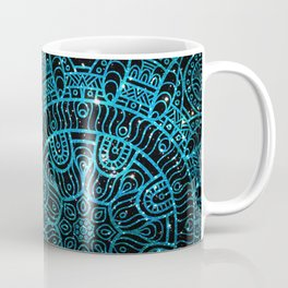 Space mandala 24 Coffee Mug