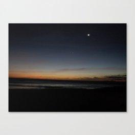 From Dawn Till Dusk Canvas Print