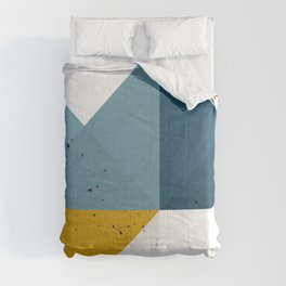 Modern Geometric 19 Comforters