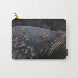 Sleepy Seal Carry-All Pouch