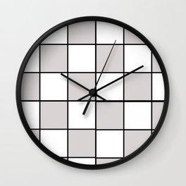 The Minimalist II Wall Clock
