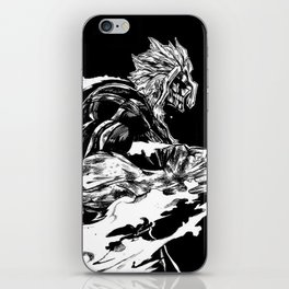 All might iPhone Skin