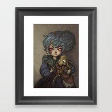 Pet Framed Art Print