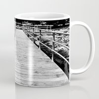 boardwalk empire Mugs featuring Boardwalk by BStur