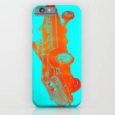 Orange Lowrider Slim Case iPhone 6s