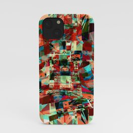 Series 9600 Carnival iPhone Case
