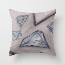Cityscape 2 Throw Pillow