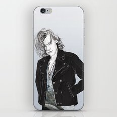 Biker Styles iPhone Skin