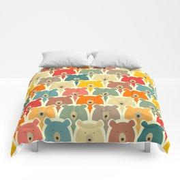Bears cartoon pattern Comforters