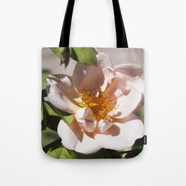 Full Blown (Summer Rose) Tote Bag