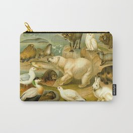 Arctic Wildlife Carry-All Pouch