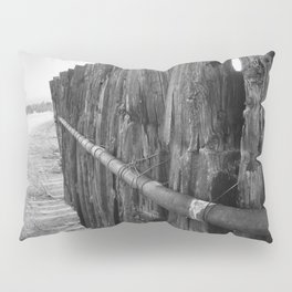 Sun Decayed Corral, Angle 3 Pillow Sham