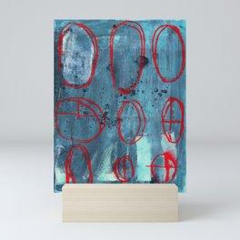 Crosshair Mini Art Print