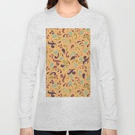 Swirls & Curls Long Sleeve T-shirt