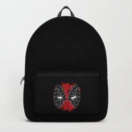 Dead Hero Mask Backpack