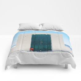 Doors to Nowhere III Comforters