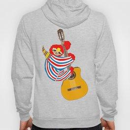 Heroes Sloth Vintage Guitar Hoody