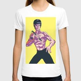 nunchuks T-shirt
