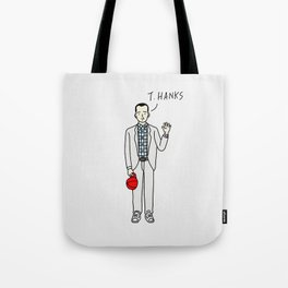 T.Hanks Tote Bag