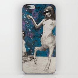 """Torn"" iPhone Skin"