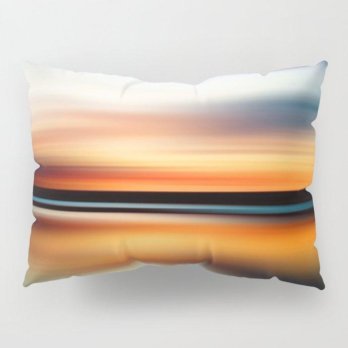 Abstract Landscape 15 Pillow Sham