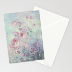 Dancing Petals Stationery Cards