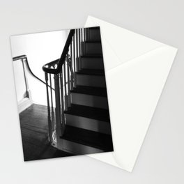 Staircase at Duportail House Stationery Cards