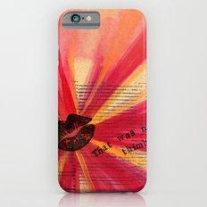 Valentine Thimble iPhone 6s Slim Case