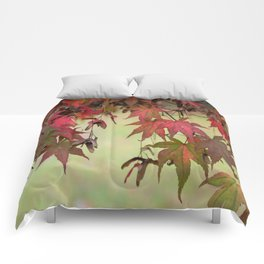 Maple Leaves Comforters