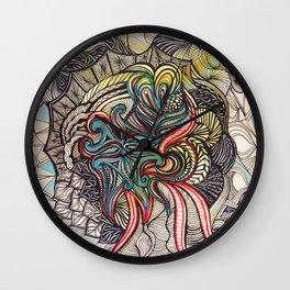 Deep Abstraction Wall Clock