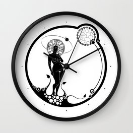 Devi Wall Clock