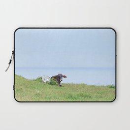 Rosa Cow Laptop Sleeve