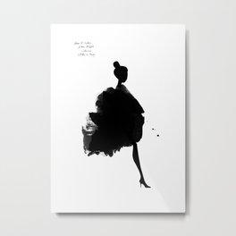 Giulia Metal Print