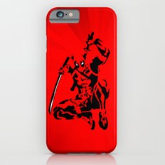 Dead Pool in Action iPhone 6s Slim Case