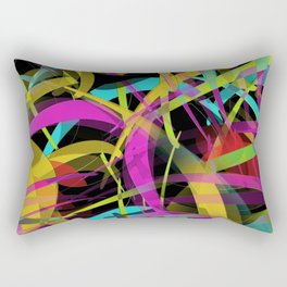 parenthesis.2a det1 Rectangular Pillow