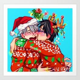 Last Christmas I gave you my heart! Art Print