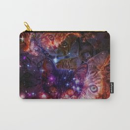 Kitty Galaxy Carry-All Pouch